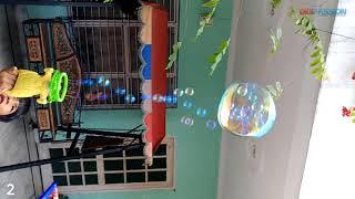 LG V20 Slow Motion Video Samples - Soap Bubbles