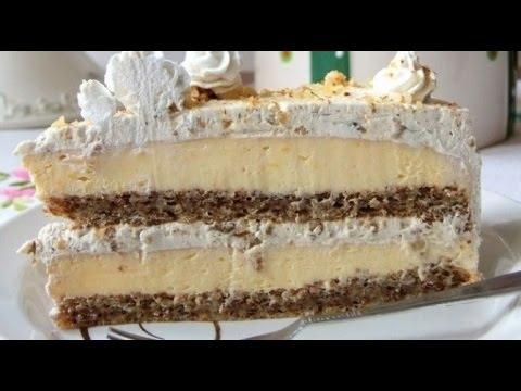 Kinder torta Recept  YouTube