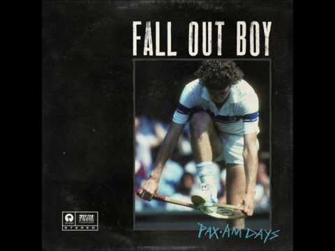 Fall Out Boy -Hot To The Touch, Cold On The Inside