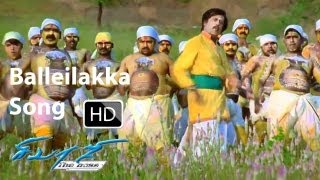 Balleilakka Song HD [1080p] - Sivaji The Boss