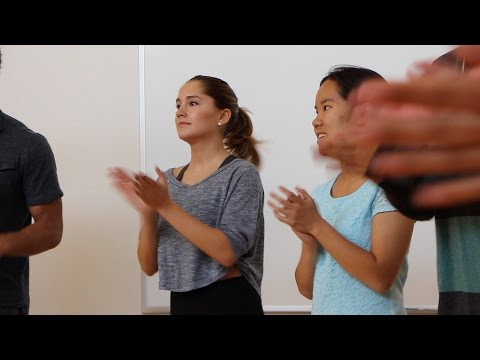 Body Percussion Class Finds Rhythm at Rutgers