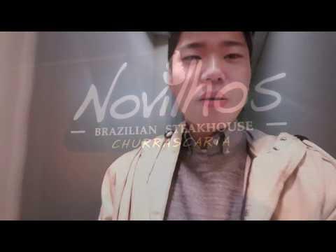 Going to Novilhos Brazilian Steakhouse!