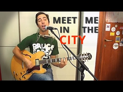 meet me in the city chords bruce