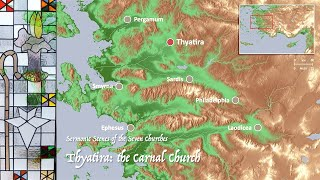Thyatira: the Carnal Church (Sermonic Scenes of the Seven Churches, Part 5)