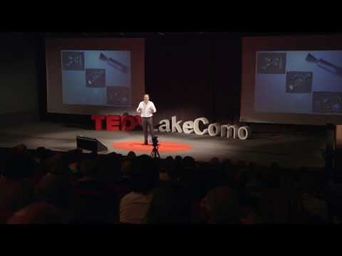 Making space: Luca Rossettini at TEDxLakeComo