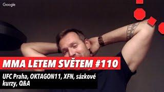 MMA LETEM SVĚTEM 110.
