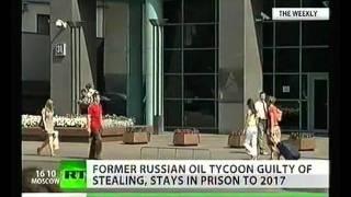 NWW NWO World-News (Mikhail Khodorkovsky Nature-Destroier)(MOSKOW) 29.12.2010