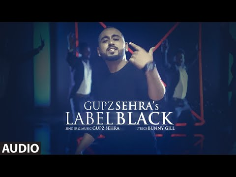 Label Black Audio Song | Gupz Sehra | Latest Punjabi Songs 2016 | T-Series Apna Punjab