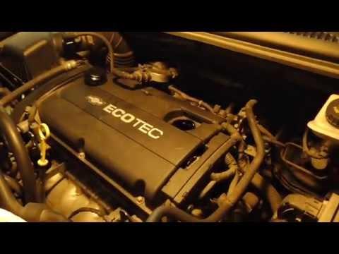 ТО 3 Chevrolet Aveo Sonic T300 своими руками.