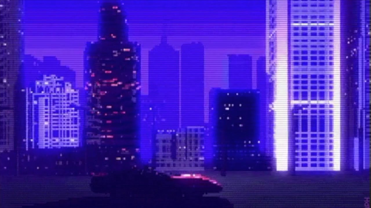 Neon Lights Wallpaper Hd Night Prowl Synthwave Chillwave Retrowave Mix Youtube