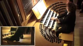 Max Reger: Choralphantasie und Fuge über den Choral Wachet auf, ruft uns die Stimme