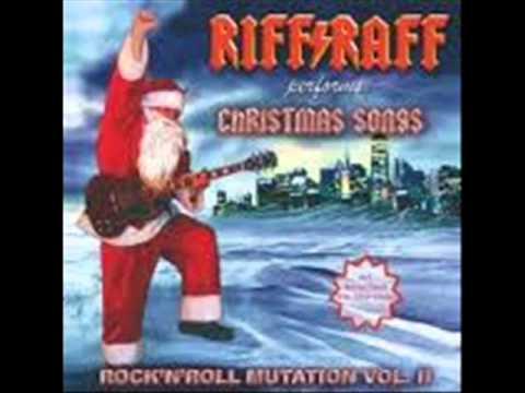 Riff-Raff [Ac/Dc cover band] - O Christmas Tree** Christmas song * very cool