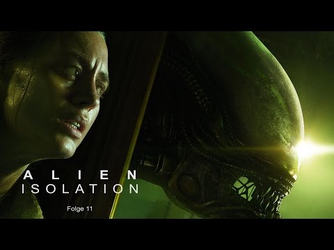 Schönes im Kreislaufen | Folge 11 | Alien: Isolation | Let´s Play