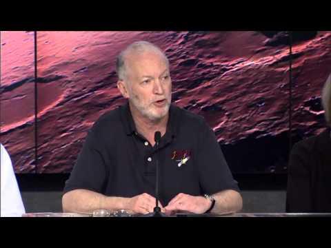 NASA   MAVEN Pre-launch Science Briefing