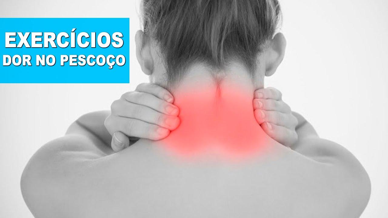 quando se preocupar com dor no pescoço