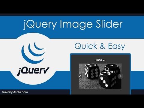 jQuery Image Slider - Quick & Easy