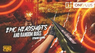 PUBG MOBILE WITH DYNAMO GAMING | STREAM HIGHLIGHTS EPISODE 4 | SUBSCRIBE & JOIN ME