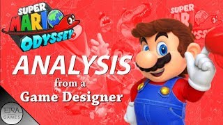 Why Mario Odyssey is More like 3D World than Mario 64 | Review of Design (REMAKE)