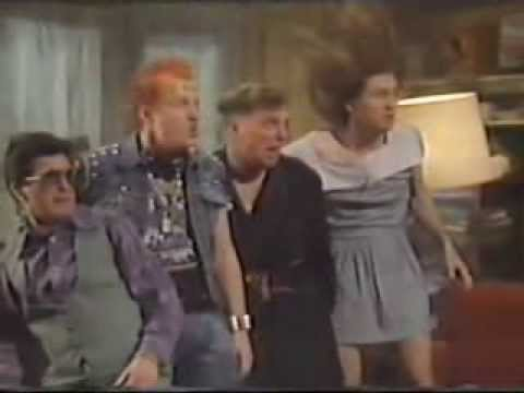 The Damned  -  Nasty (from the Young ones)