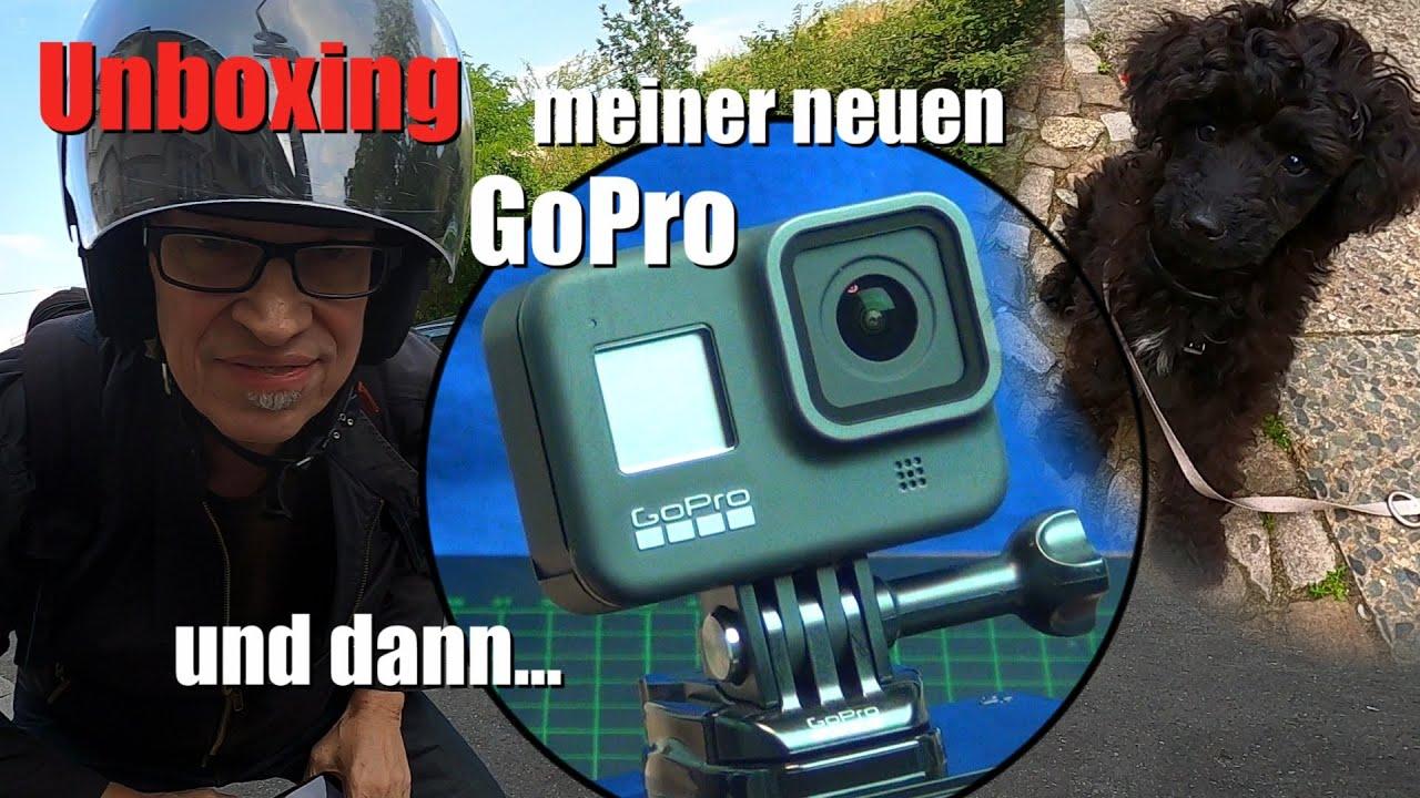 Eigentlich wollte ich ja nur meine GoPro HERO 8 Black unboxen