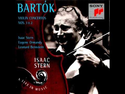 Bartok-Violin Concerto no  1 (Complete)