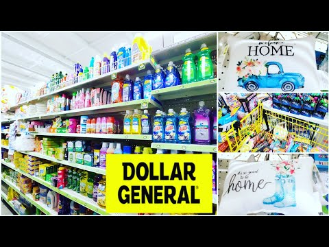 DOLLAR GENERAL* SHOP WITH ME