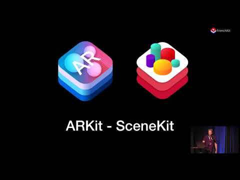 FrenchKit 2017 - Update Your Reality with Vision and ARKit  - Julien Datour