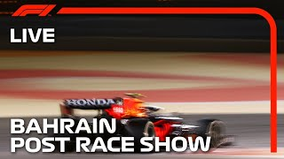 F1 LIVE: Bahrain GP Post-Race Show