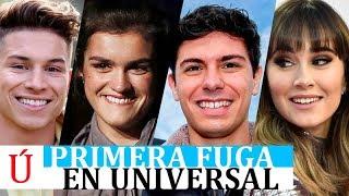 El primer triunfito en romper con Universal Music después de Operación Triunfo Amaia, Aitana, Alfred