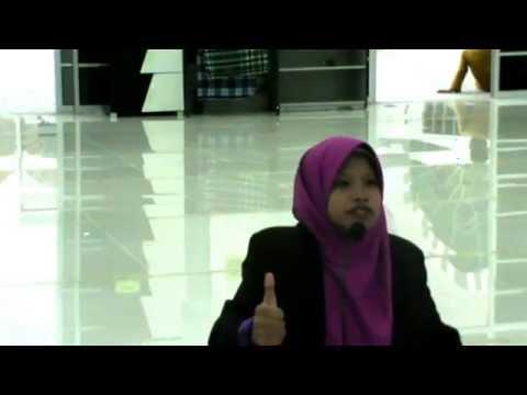 Semarak Cinta Al-Quran - Masjid Limbongan - Ustazah Hanisah - 16/10/2014 - Bahagian 1
