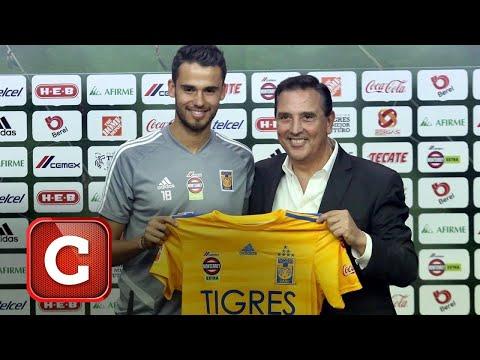 Se ilusiona Diego Reyes con Tigres