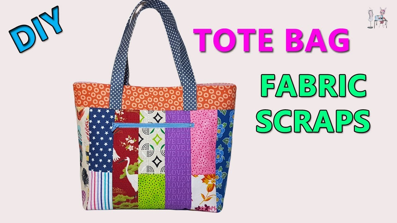 Tote bag fabric bag fabric bag