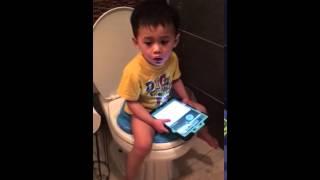 #potty training