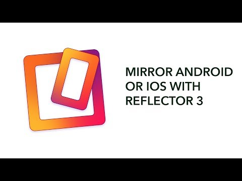 Mirror Android or iOS on MacBook with Reflector 3 - Short