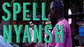 Watch Nigerians Spell Nyansh Ass on The Streets of Lagos