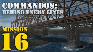 Commandos: Behind Enemy Lines -- Mission 16: Stop Wildfire