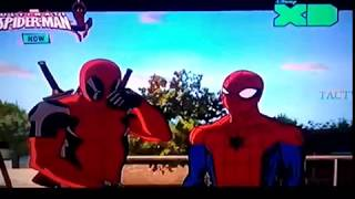 Ultimate Spider Man And Ultimate Deadpool Tamil...