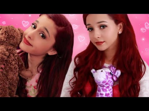 Cat Valentine Makeup Hair Costume Tutorial YouTube