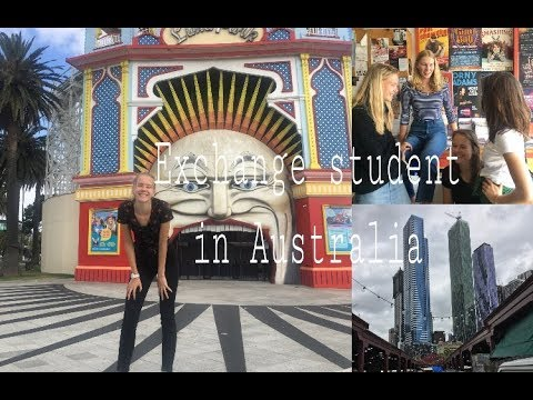 A week in my life l exchange student in Australia ♡
