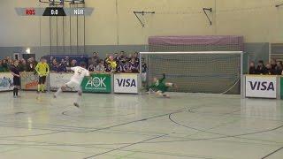 FC Hansa Rostock - 1. FC Nürnberg (U17 B-Junioren, Halbfinale, Range Bau Cup) - Neunmeterschießen