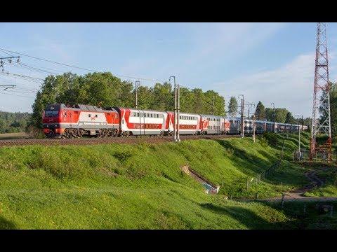 как мы добрались до Иркутска на поезде  #57 Кисловодск-Иркутск