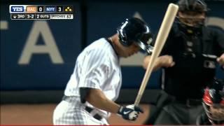 Видео бейсбол МЛБ Балтимор Ориолс и Нью-Йорк Янкис 4 - 5