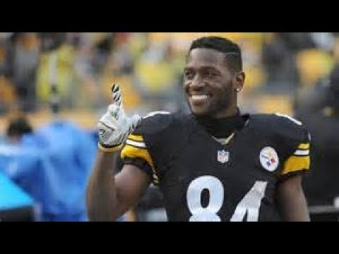 antonio brown bad Bad and Boujee ft. Lil...