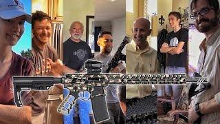 Всем родственникам по AR-15 за 2800 долларов! | Разрушительное ранчо | Перевод Zёбры
