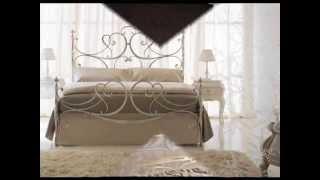 видео Как выбрать дизайн кованой кровати
