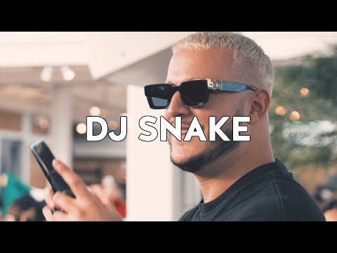 DJ Snake At Cabana Pool Bar