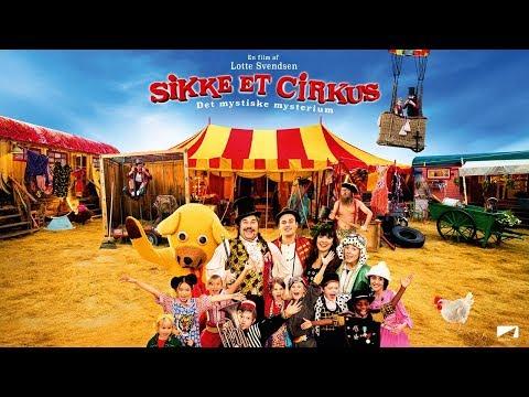 Sikke et cirkus - Nu på DVD, Blu-Ray & Digitalt! I butikkerne fra 8. februar