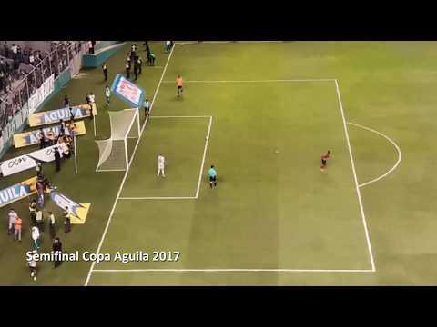 Cali 4 Medellín 5 Semifinal Copa Aguila 2017