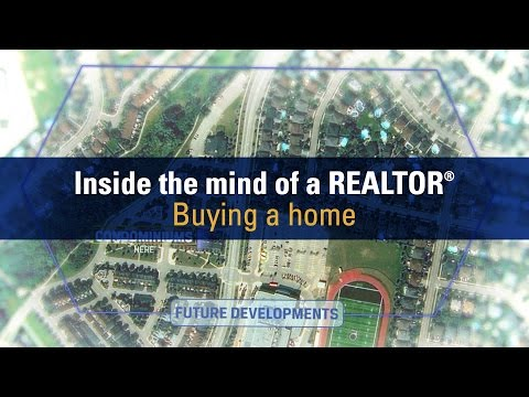 Inside the Mind of a REALTOR® - Buying a home