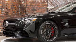 2017 Mercedes Benz SL63 AMG Roadster - G044611 - Exotic Cars of Houston